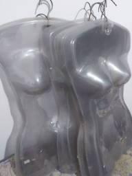 Expositor de roupa biquine sutia e calcinha