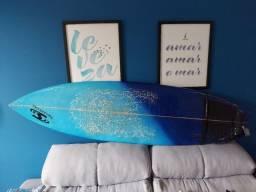 Prancha de surf sequencia 5'11