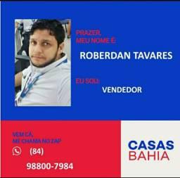VENDEDOR CASAS BAHIA.