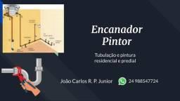 Título do anúncio: Encanador e Pintor em Barra Mansa