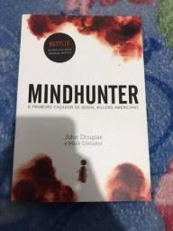 Título do anúncio: Livro MINDHUNTER