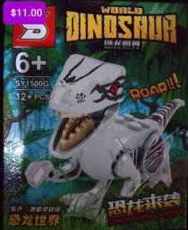 Dinoussaro blocos de montar Similar ao lego