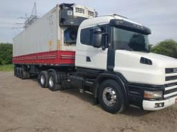 Cavalinho Scania 99 360cv
