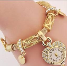 Relógios femininos LUXO. 12x sem juros.