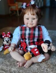 Título do anúncio: Bebê reborn Kit Maddie