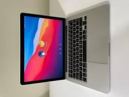 Título do anúncio: MacBook Pro Retina 256gb (Mac OS + Win)