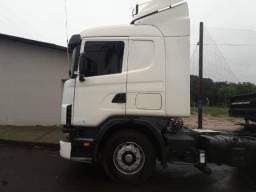 Cavalo: Scania R 124 400