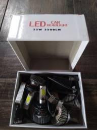 Lâmpadas LED 6000K 32w