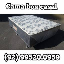 Cama box box *