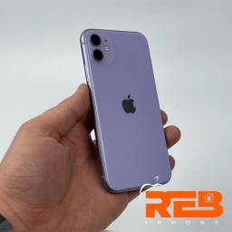 Título do anúncio: iPhone 11 vitrine novo promoção @rebiphone