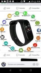 Smartband Bluetooth Bracelet 4 De 70 por 50 (60 cartão)
