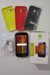 Título do anúncio: Smartphone Moto G1 perfeito estado