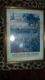 Obra Van Gogh com moldura