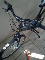 Bike/Bicicleta Caloi Mountain Bike 26 - 21 Marchas Freio V-Brake