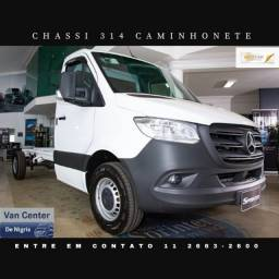 Sprinter Chassis 314 camionete