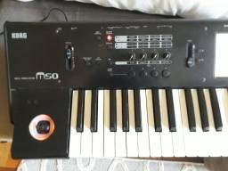 M50 Korg parcelo no cartão/ML avalio troca por teclado arranjador c/ritmos