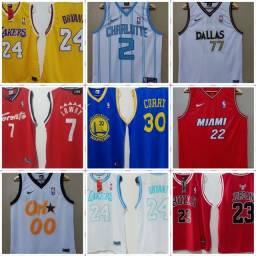 Camisetas de basquete vários modelos