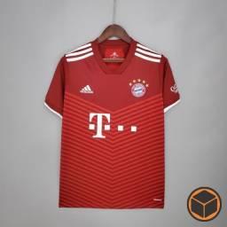 Título do anúncio: Camisa Bayern de Munique Home 21-22