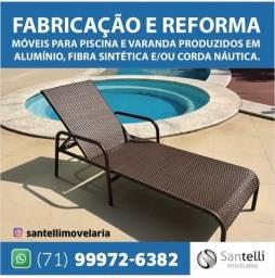 Título do anúncio: Reforma de móveis para piscina .