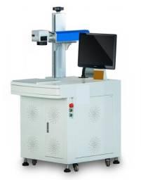Máquina de Marcação a laser Fibra 20 W a pronta entrega