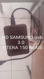 HD 1 tera 200 reais