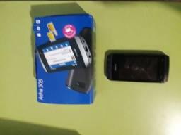 Celular Nokia com defeito