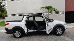 Fiat Strada Trakking 1.6 16v Com 3 Portas 2015 Único Dono Impecável - 2015