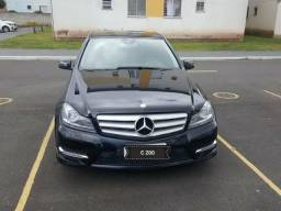 Vende-se mercedes benz c200 - 2014