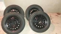 Rodas 15 de ferro 400