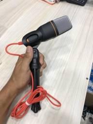 Microfone condensador semi prof