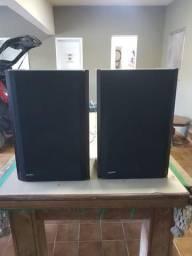 Par de caixas acústicas Gradiente Master 100