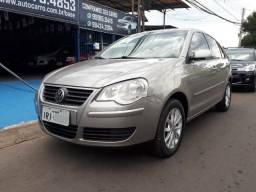 Vw - Volkswagen Polo Sedan 1.6 Flex 8v Completo - 2011