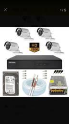 Sistemas De Cameras Monitoradas de Câmeras