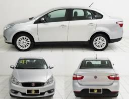 Fiat Siena Essence 1.6 - Único Dono - Aceita Troca e Financia - 2018