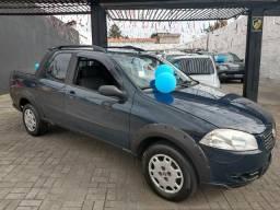 STRADA CAB. DUPLA 2011/ R$ 5000,00 + R$ 899,00 mensais - 2011