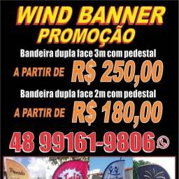 WIND  BANNER MEGA PROMOCAO!