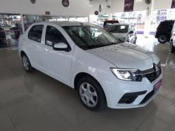 Oferta de Feirão !!! Renault Logan Zen 1.6 Flex Mec. 2020 com ipva 2020 pago