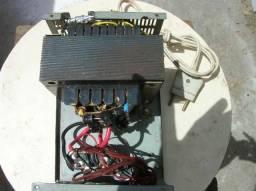 Monto fonte caseira na voltagem desejada