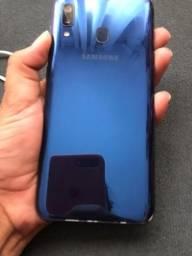 Troco Samsung A20 por iPhone 6s 32 gb