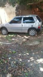 Vendo carro Fiat uno Mille fire Flex - 2006