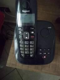 Vendo ou troco telefone sem fio com secretaria eletrônica