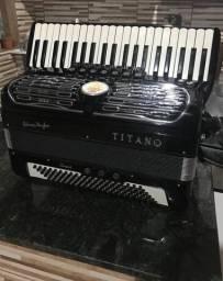 Acordeon Italiano titano