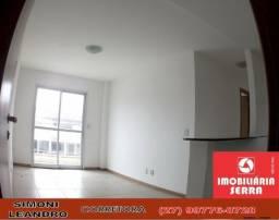 SCL - 17 - Apartamento com 2 dormitórios para locação em Jacaraípe