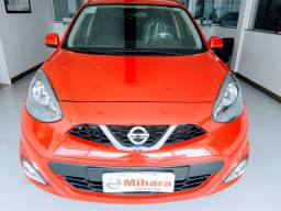 Nissan March 1.6 SL CVT Único Dono 4.000,00 acessórios Nissan