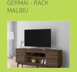 Rack malibu p/ tv de 65 pol. zap *