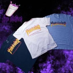 Camisas diversos modelo