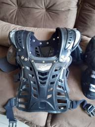 Protetores para motocross