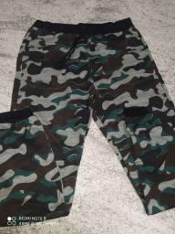 Lote calças camufladas atacado