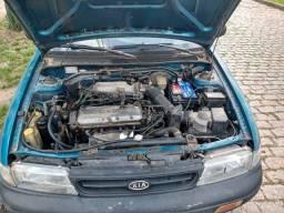 Kia Sephia 95