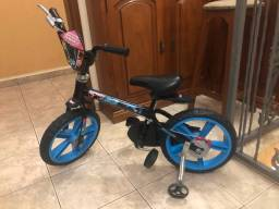 Vende-se bicicleta aro 14